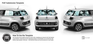 FIAT - City Vs Nature by Hollitaima