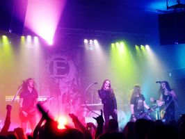 Epica live at Nottingham Rescue Rooms by Fusions2