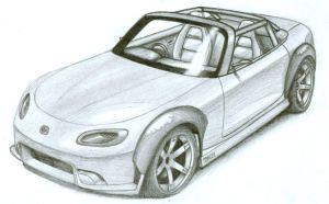 Mazda MX-5 by FuseEST