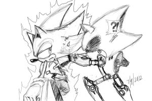 Supa Sonic VS Metal by Kunnai