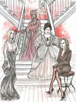 AMERICAN HORROR STORY COVEN by aquiles-soir