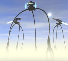-3D- WotW 2005 Tripods by Shuball