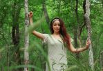 There is Another (Forest): Lizette III by tamebabyparrots