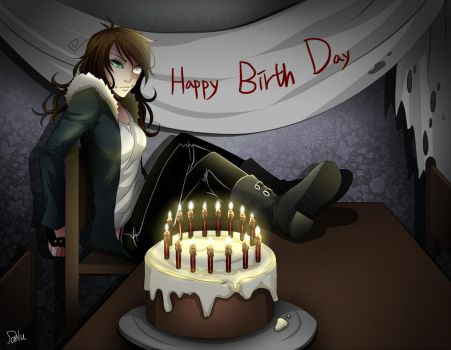 Happy Birth Day to NR :333 by DeluCat