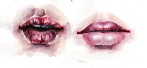 lips by Artilin