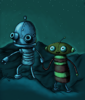 Machinarium Digital Version by Kyg0n
