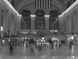 Grand Central Nocturnal by Umbroboy