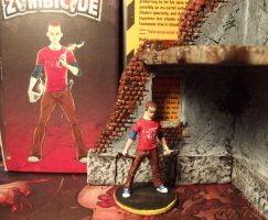 Zombicide: Not Sheldon by JordanGreywolf