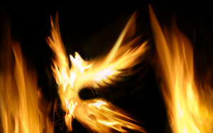 Photomanip - Phoenix by Rasiris