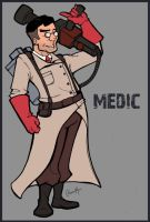 TF2 Medic by Liabra