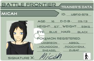 PBF-  Trainer Card by ChaosTearKitsune