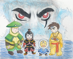 The Xiaolin cycle by eightcrows