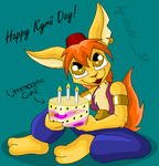 I always love Kyrii day by NagyZsuzsi