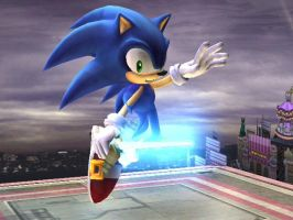 Sonic Wants To Be a Jedi by TheTweedleTwins