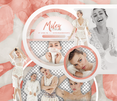 PACK PNG 767| MILEY CYRUS by MAGIC-PNGS