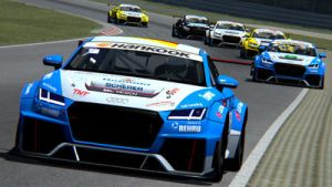 Audi TT Cup 2015 -  Nurburgring - 5 by MaxouLepilote