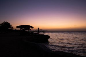 Sunrise in Sharm el Sheikh, Egipt by paulinapl87