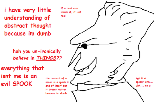 I dont care for Stirner by vtheawesoeme