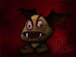 This goomba will kill you by luigihann