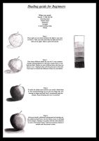 Easy shading tutorial by Rudea