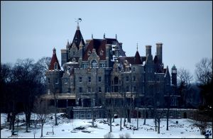 New York - Boldt Castle by MauserGirl