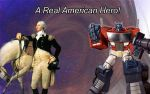 Real American Heroes by drobviousso