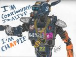 Chappie by Rexlare