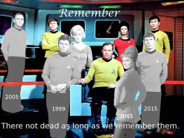 Remember/Star Trek by scifiman