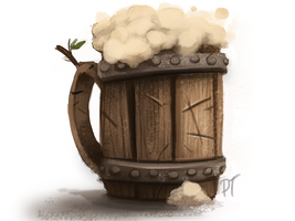 DAY 395. Mug by Cryptid-Creations