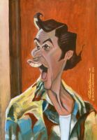 Jim Carrey - Ace Ventura -Allllrighty Then by David-Lacasse