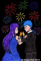 Forever Young - Happy New Year by Rocket-Stevo
