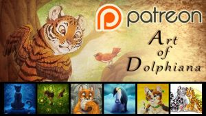 My Patreon by DolphyDolphiana