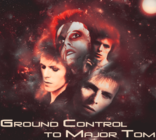 Ground Control to Major Tom by Secayx