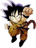 Son Goku by CpointSpoint