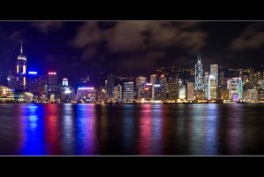 Neon lights by AndrewToPhotography