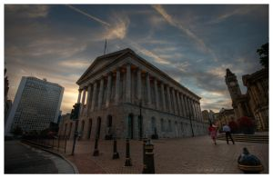 Birmingham Town Hall in HDR by dynopunk