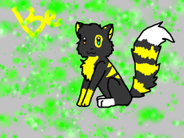 New OC BUMBLE BEE by bechena