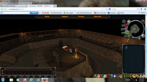New RS Meeting Place by LucarioWolf5