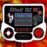 Friday the 13th LCD Handheld game by goodben