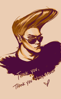 Johnny Bravo by REDice7