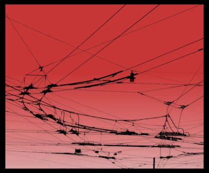 Ley Lines by The-Mirrorball-Man