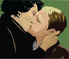 Johnlock by H-Lawliet