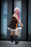Inori - Guilty Crown by Hasengott