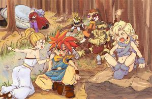 Video Game chrono trigger 202616 by talha122