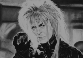 David Jareth Bowie by astrogoth13