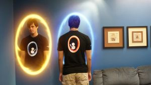 Portal Shirt by ASpencer2