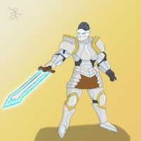 EquinKnight Armour 5 by FSCP-Crossburn