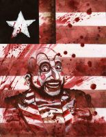 -Captain Spaulding- by DeadCamper