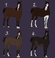 Realistic Adoptables serie 3 [CLOSED] by RisingAngelss