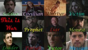 Supernatural - This is War by liasid